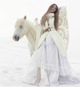Как прекрасны зимние образы невест